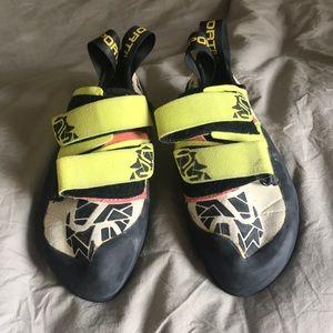 La Sportiva Shoes - La sportiva women's rock climbing shoes